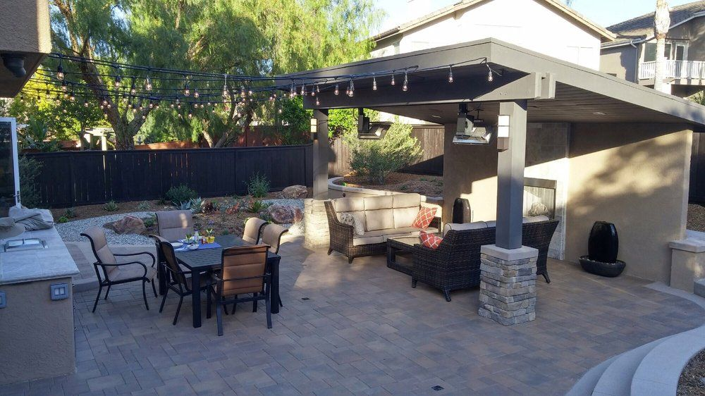 Outdoor Design And Remodeling Contractors Providing Landscape Hardscapes Swimming Pools Fire Pits Outdo Outdoor Design Outdoor Patio Remodeling Contractors