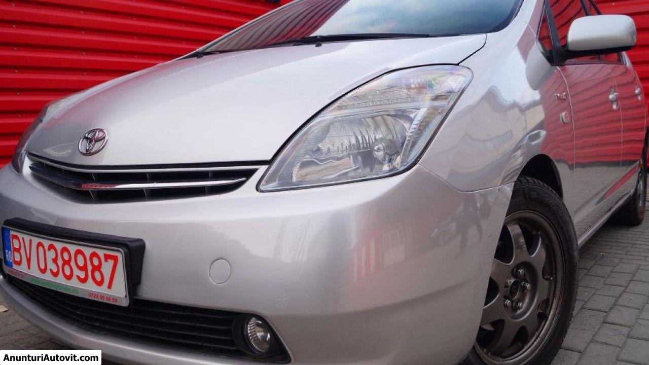 Firma, vand Toyota  Prius   (Second hand); Hibrid; Euro 4 -  decembrie 2006 - Brasov, Pret 5900 EUR