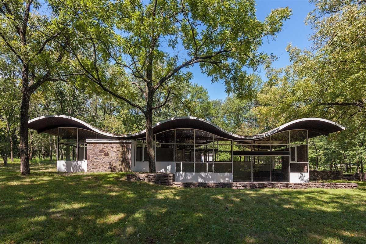 Making Waves: Masterful Jules Gregory House For Sale – Design ...