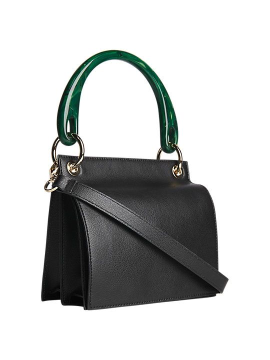 3acb06e8b858 Whistles Limited Beatty Cross Leather Bag