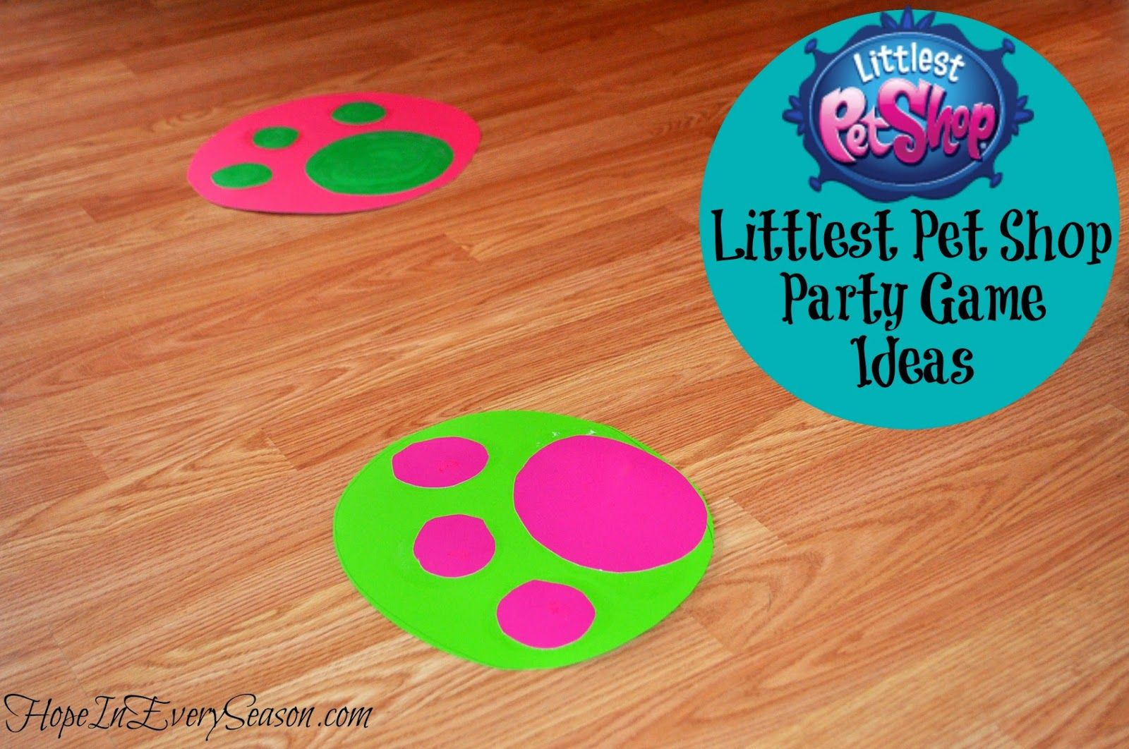 Hope In Every Season: Littlest Pet Shop Party Game and Activity Ideas #LittlestP…
