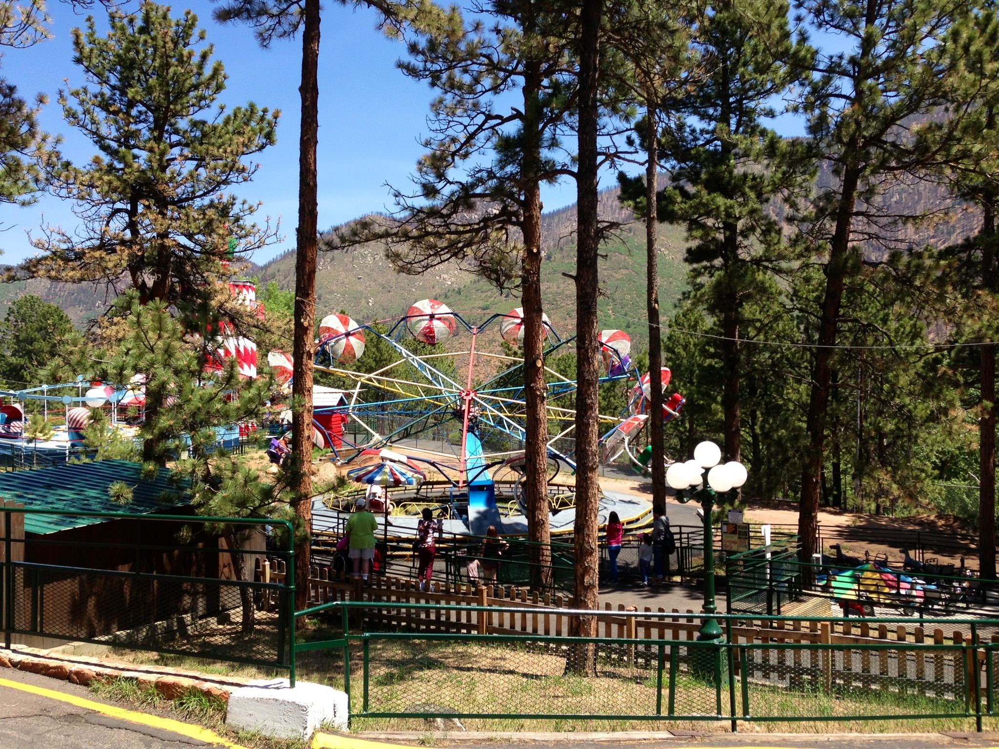 Christmas Theme Park.It S Christmas All Year Round At Our Outdoor Mountain Theme