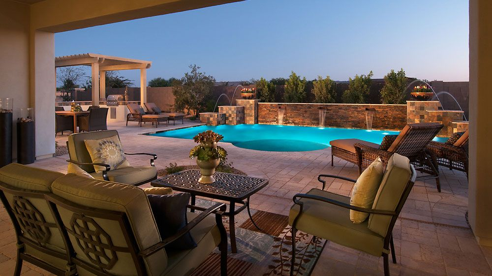 New homes in queen creek arizona by maracay homes for Pool builders queen creek az