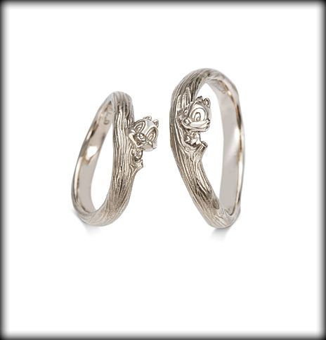 34854b6d1 Chip & Dale Royal Jewelry, Jewelry Rings, Chip And Dale, Disney Jewelry,