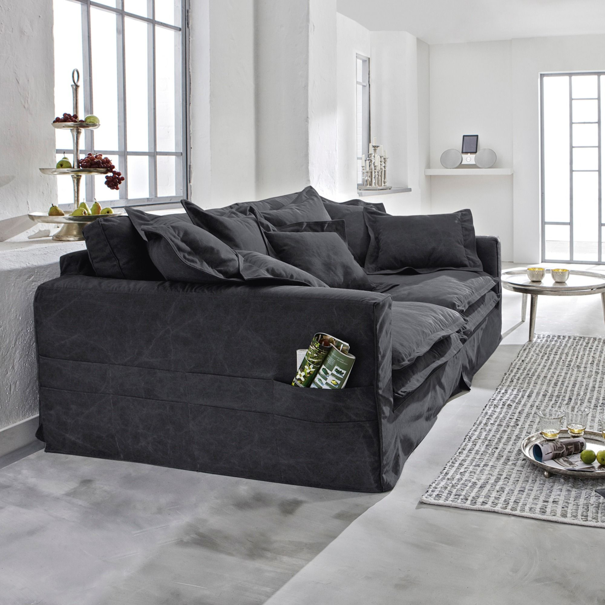xxl sofa carcassonne online kaufen mirabeau for the home pinterest. Black Bedroom Furniture Sets. Home Design Ideas