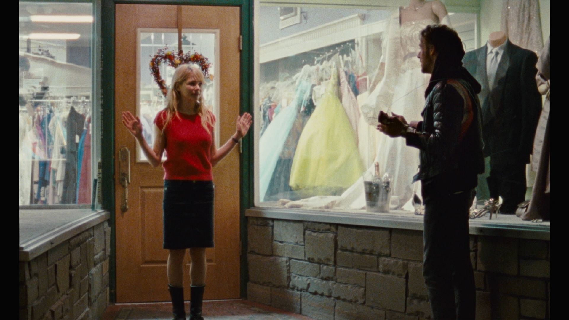 Ryan Gosling Michelle Williams In Blue Valentine 2010