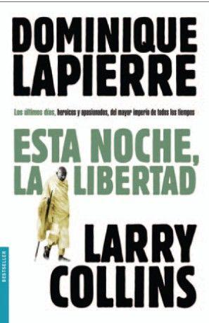 Esta noche la libertad (Dominique Lapierre y Larry Collins)