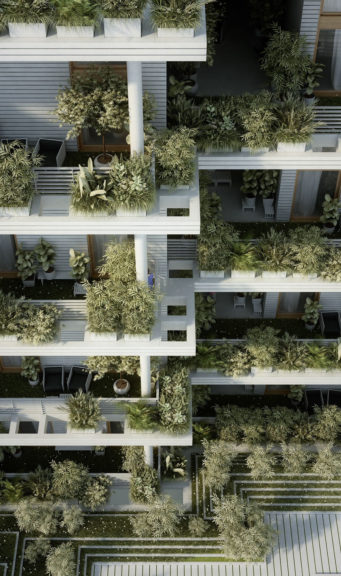 Penda was commissioned to design a residential