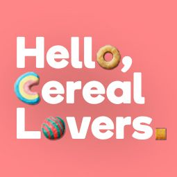 Hello, Cereal Lovers.