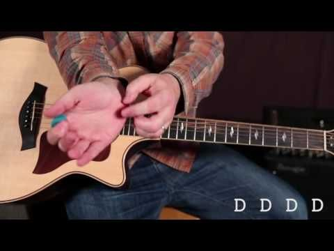 Marty Schwartz Teaches The axis of awesome 4 chords strum beginner ...