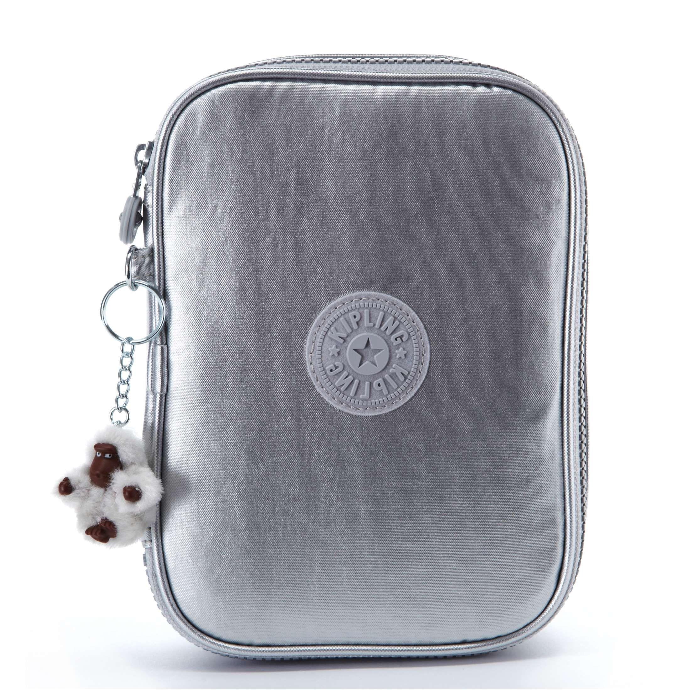 04699862e 100 Pens Metallic Case | love | Kipling 100 pens case, Pen case ...