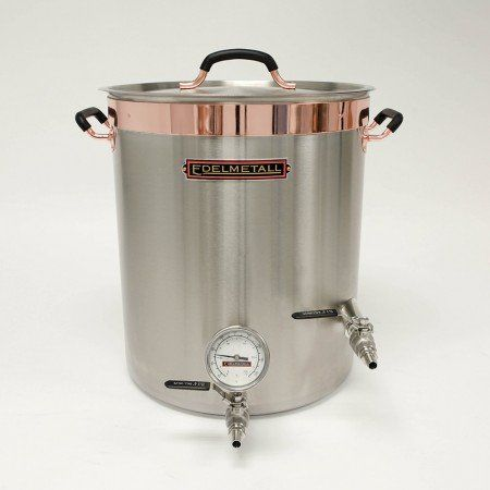 Edelmetall Bru Kettle Home Brewing Equipment Home Brewing Brewing