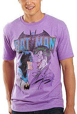 114f07625 jcpenney Batman and Joker Graphic T-Shirt on shopstyle.com | man ...