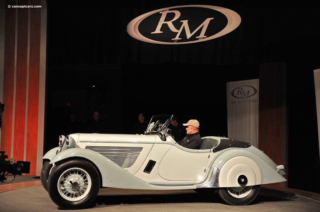 1935 BMW 319