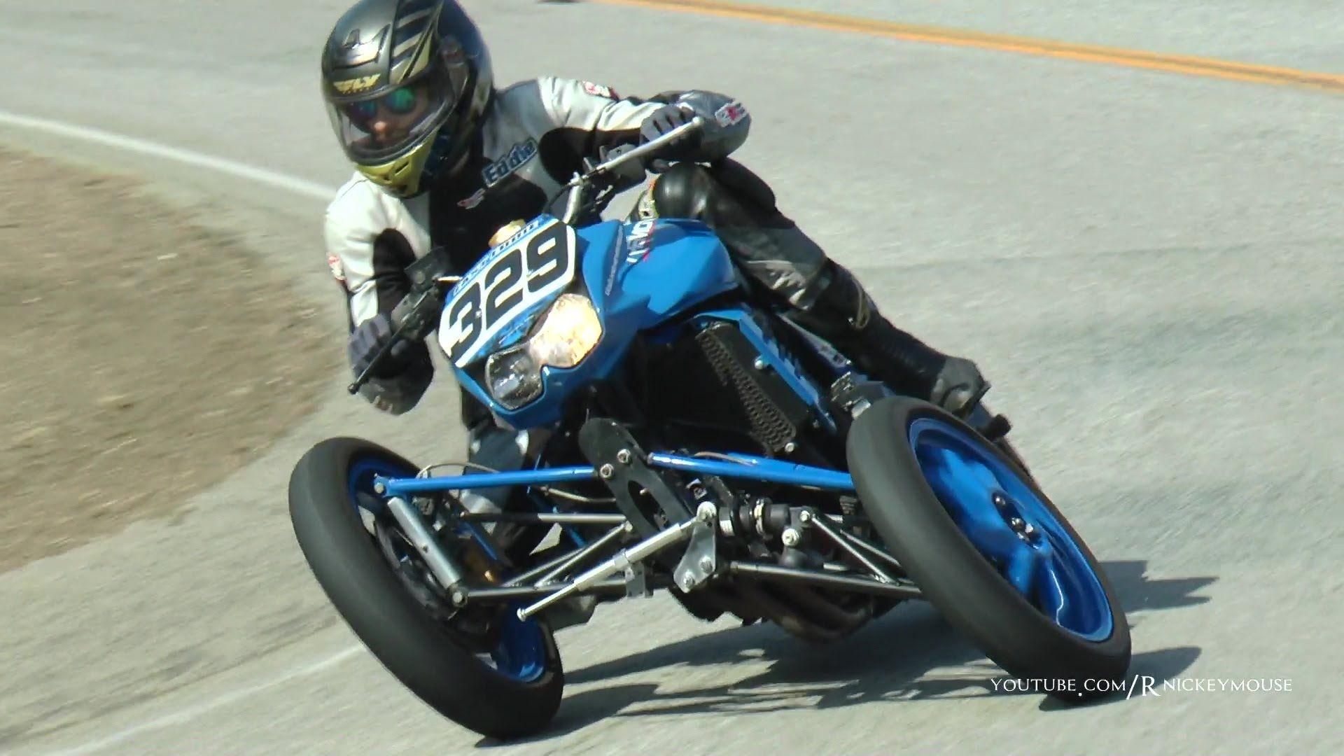 Three Wheel Kawasaki Z1000 Warpdrive 3 Wheel Motorcycle Trike