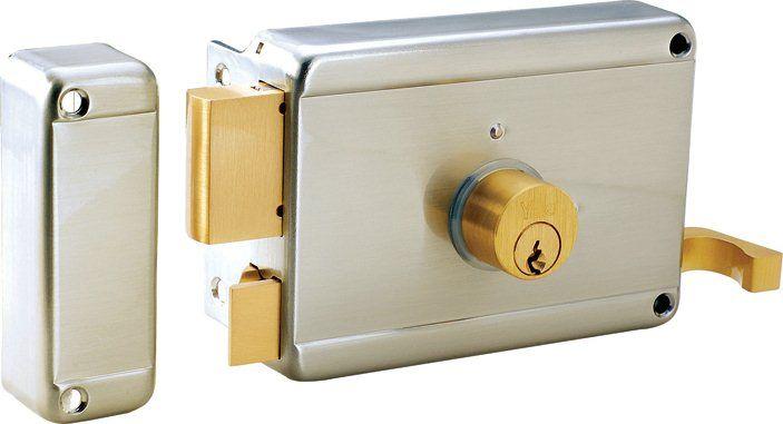 Yale Italian Style Class Rim Lock (Double Cylinder)   Italian Style Classic  Rim Lock