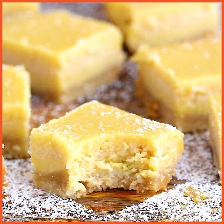 Gesunde glutenfreie Zitronenriegel #Fitness food abnehmen #Fitness food dinner #gesunde #glutenfreie...