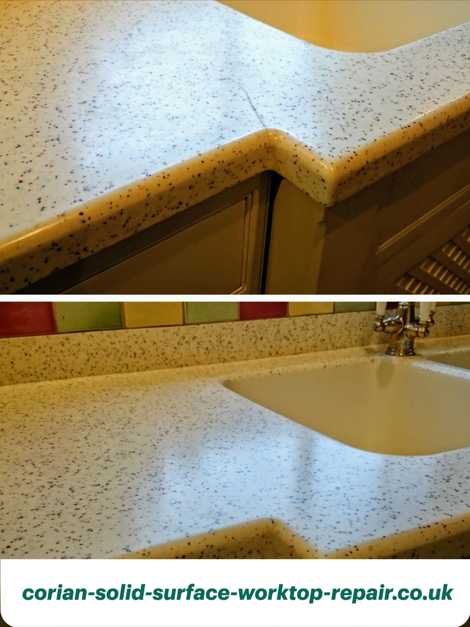 Worktop Repair In 2020 Corian Worktops Granite Worktops Corian