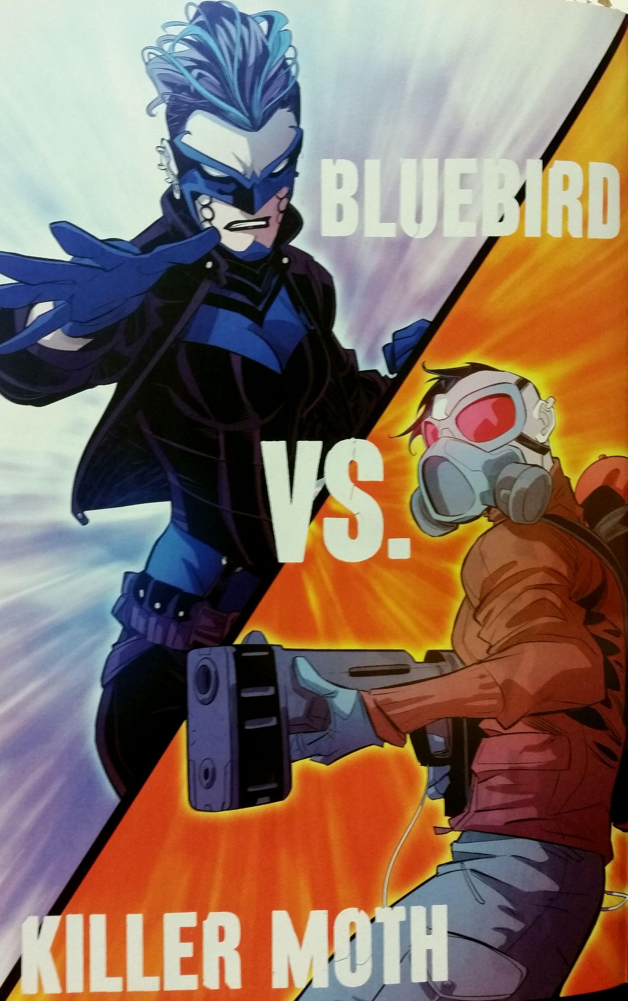 batgirl 50 Google Search Batgirl, Blue bird, Dc comics