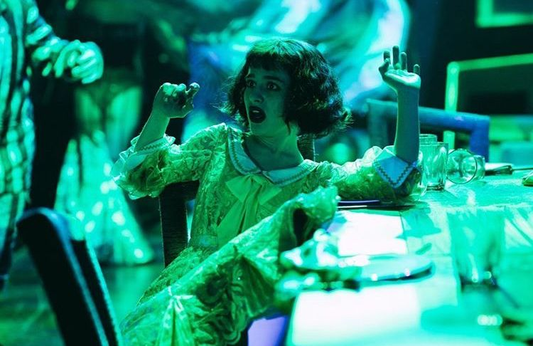 One Of My Favorite Pics Of Sophia 2020 Beetlejuice Cast Beetlejuice Music Nerd