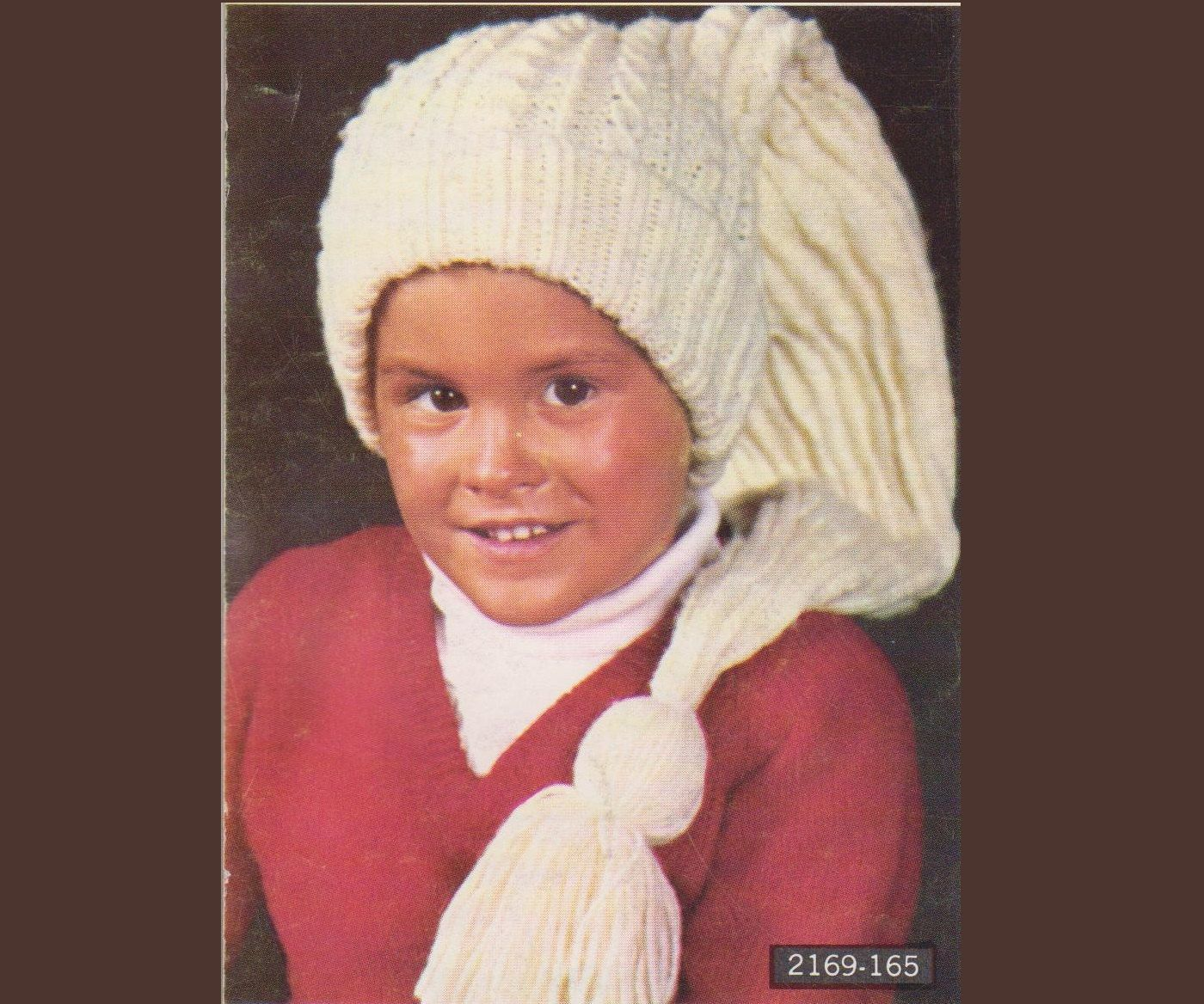 Kids extra long stocking cap with tassel twisted ribbing kids extra long stocking cap with tassel twisted ribbing 1960s vintage knitting pattern bankloansurffo Choice Image