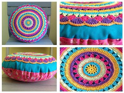 Elealinda-Design: Bunte Kissen ... | Cute and Kawaii Pillows ...