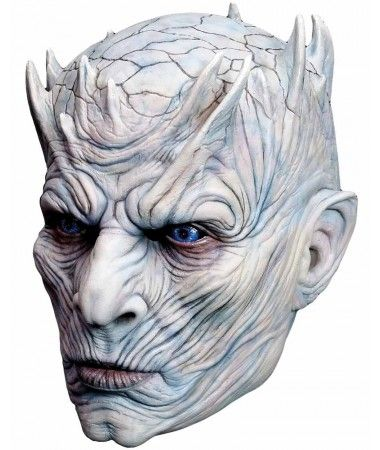 Back To Search Resultshome A Song Of Ice And Fire Game Of Thrones Nights Cosplay King Mask Full Head Helmet Latex Zombie Mask Halloween Mask For Men Adult Goods Of Every Description Are Available