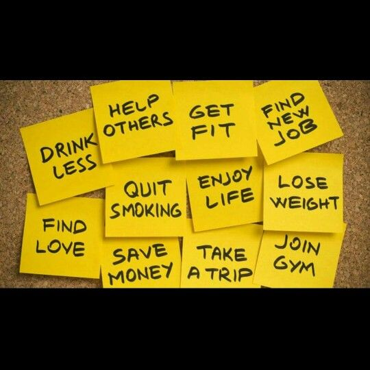 What are your goals this year? #fit #quitsmoking #loseweight #gym #vacation #travel #relationship #life