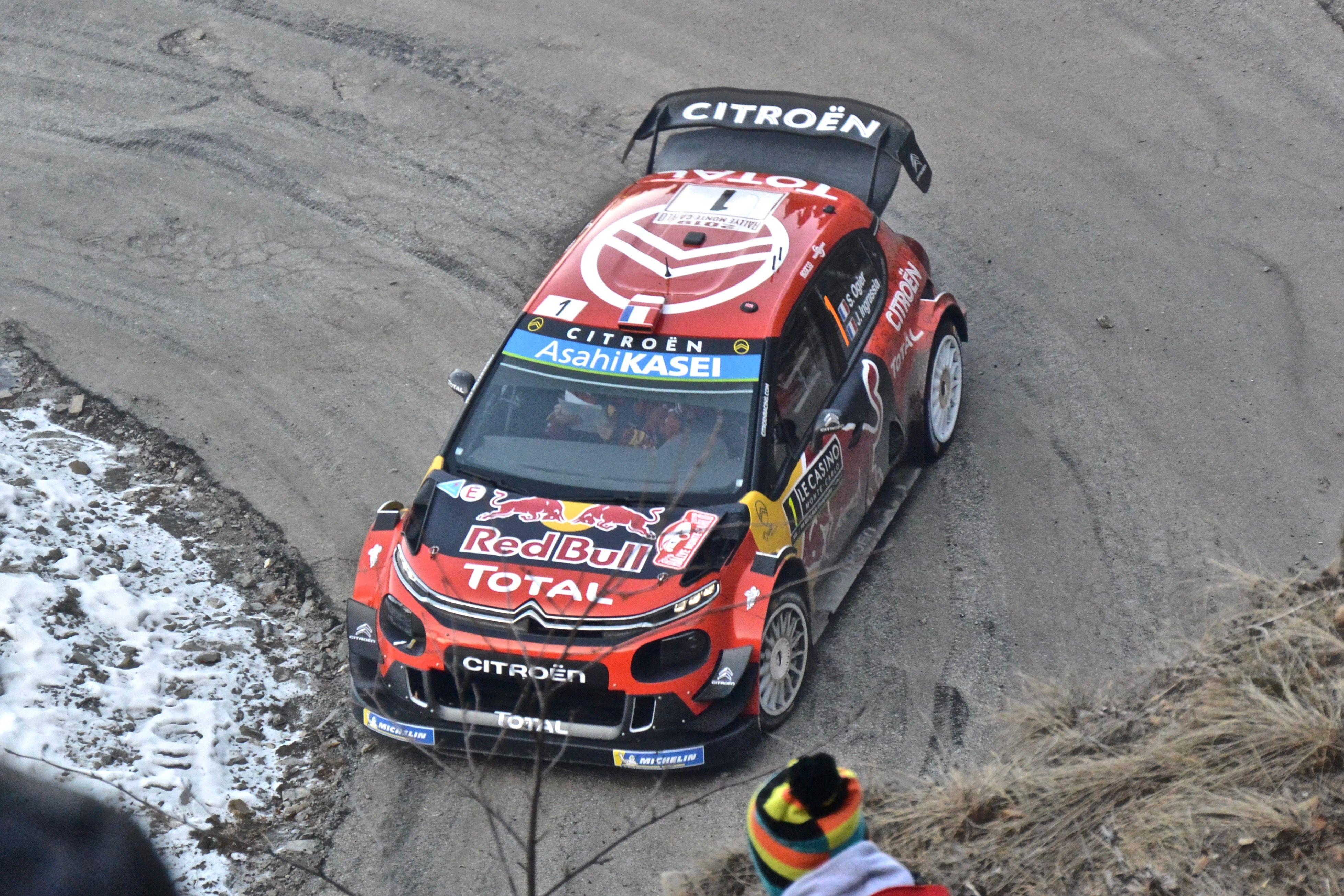 Rallye de MontéCarlo 2019 87e édition Sébastien Ogier