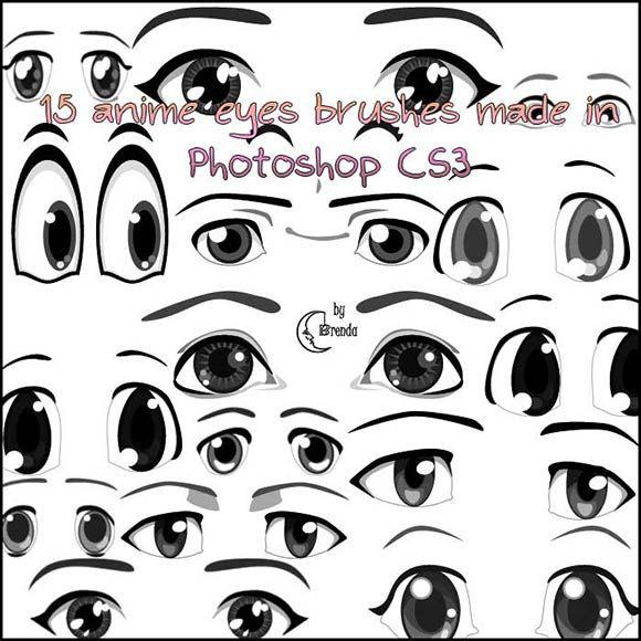 Manga Eyes Cartoon Eyes Happy Cartoon Anime Eyes
