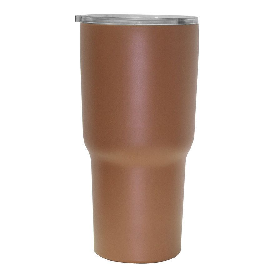 Wellness Double Wall Stainless Steel 30 Oz Tumbler Tumbler Stainless Steel Steel