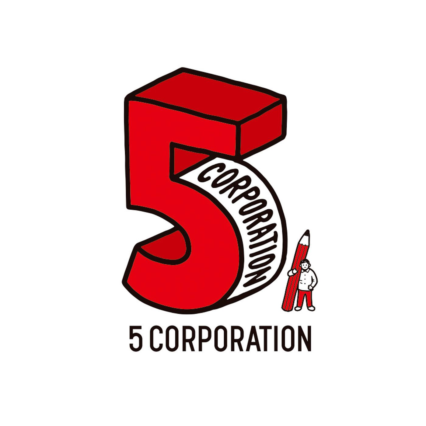 5 Corporation On Behance In