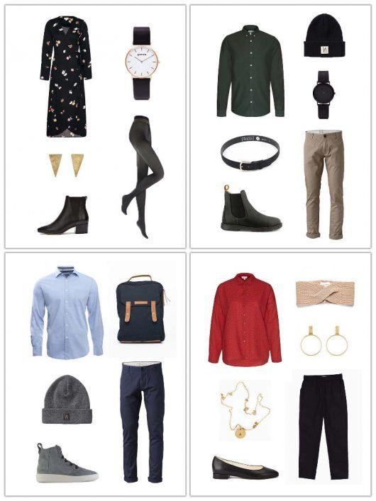 Minimalismus im Kleiderschrank - Capsule Wardrobe x Fair ...