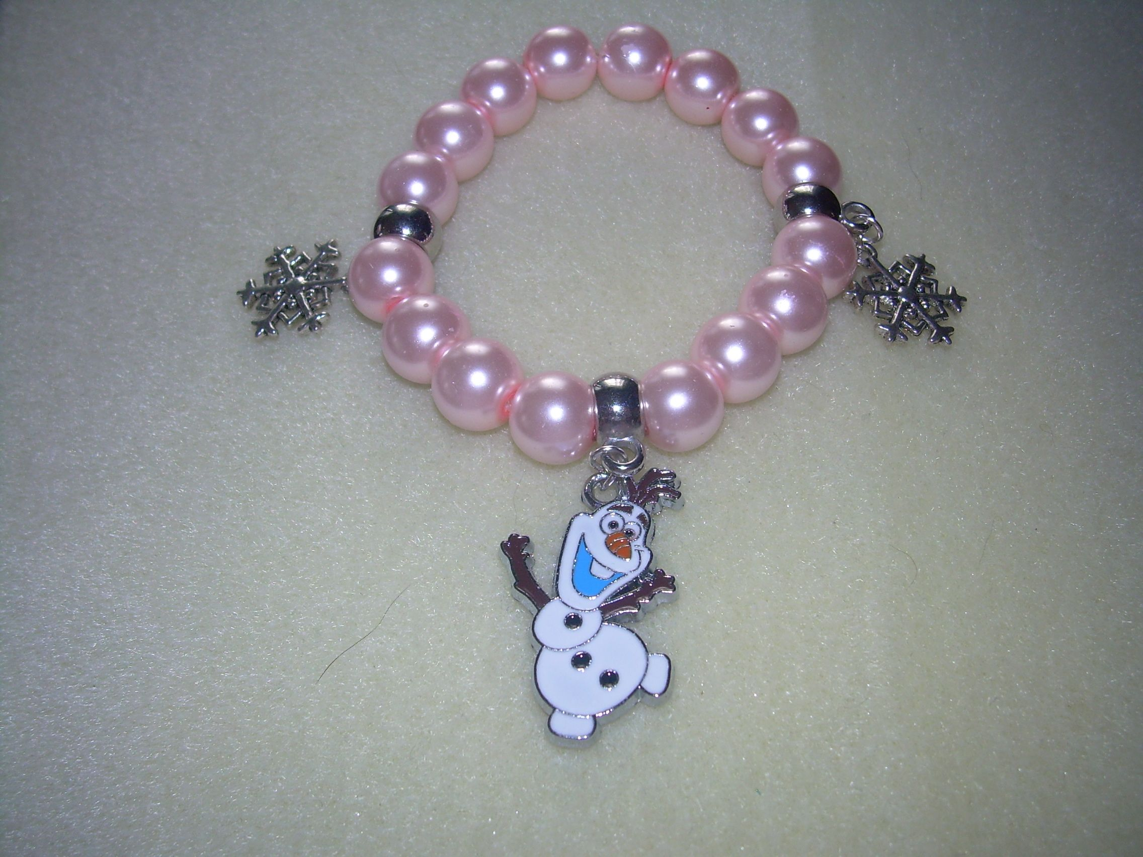 Frozen Stretch Bracelet