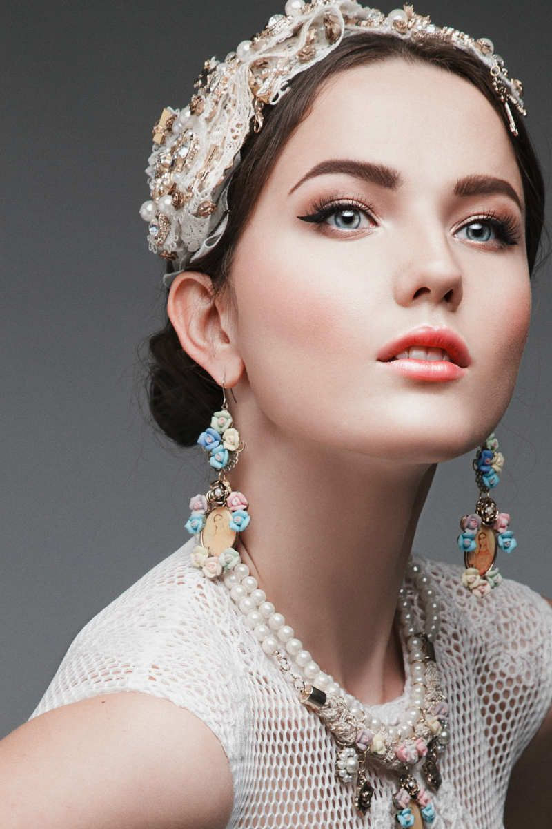 Old Hollywood Bridal Makeup Russian Bridal Inspiration Vintage