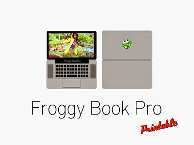 picture relating to My Froggy Stuff Printable titled my froggy things printables - Google Look Mini