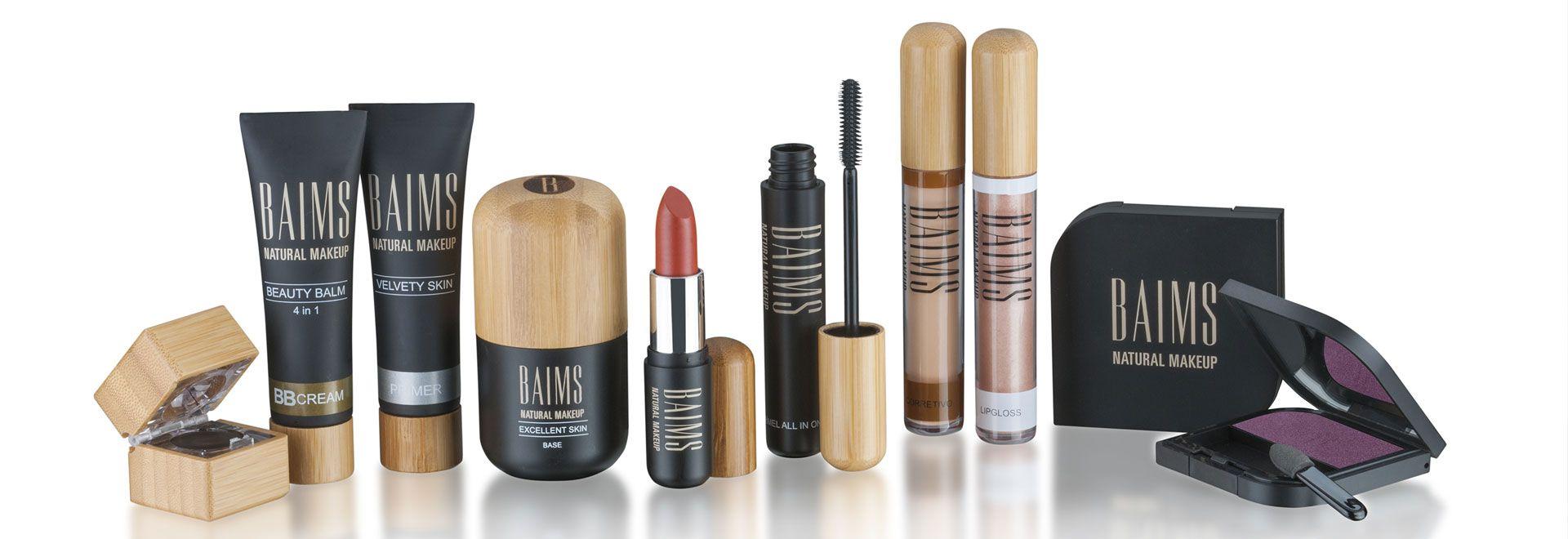 BAIMS Makeup orgânico e Vegan  c9836370c5b