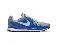 NIKE MEN'S AIR ZOOM PEGASUS 34 RUNNING, 880555007 WOLF GREY