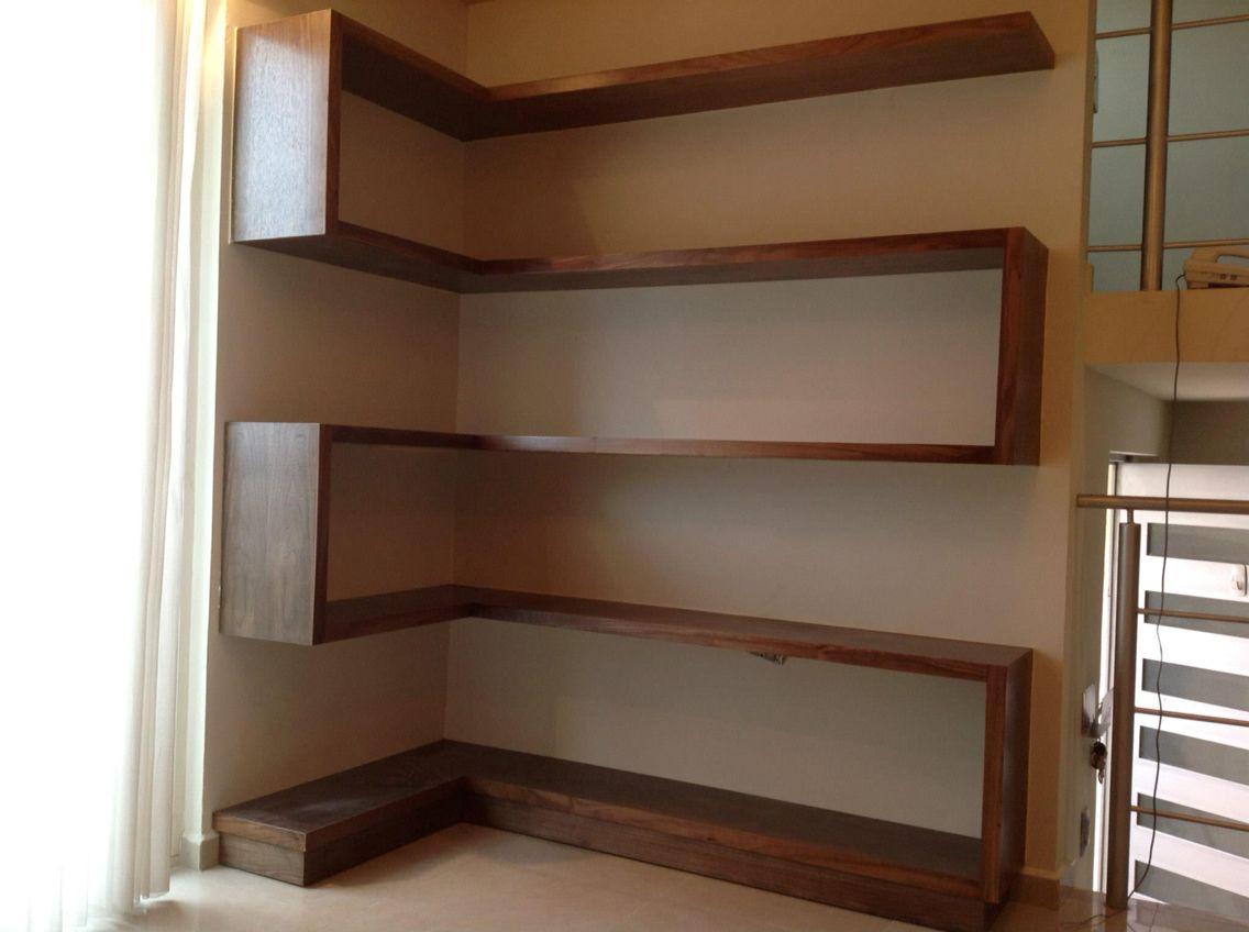librero esquinero casa muebles madera y dise o de muebles