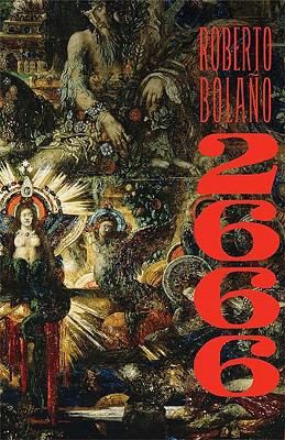 Adult Programs Librarian Rachel is reading 2666 by Roberto Bolano