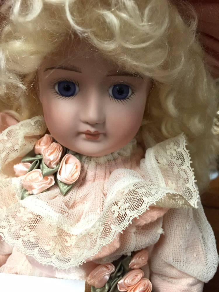 "Barb Corning Doll ""Addie"" By Kais"