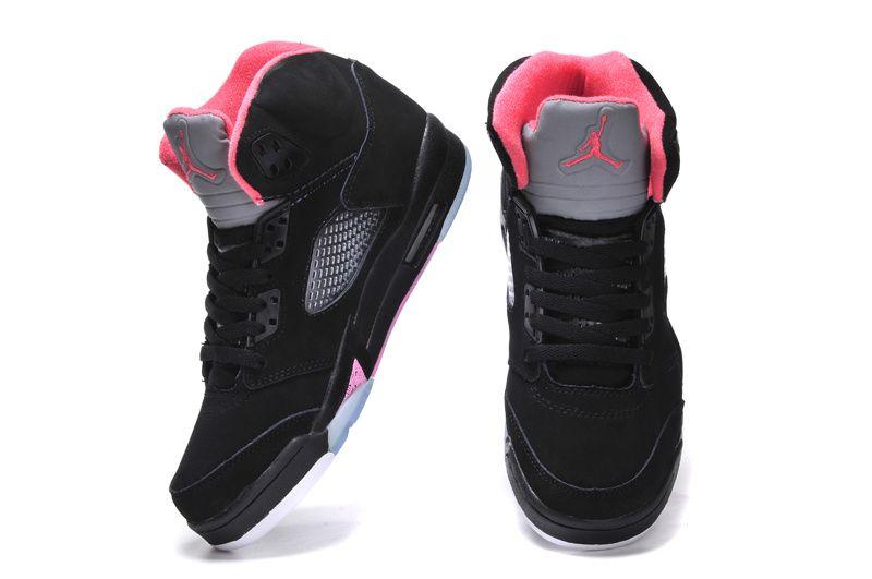 Jordan Women Shoes Black Pink Women Shoes Jordan Shoes For