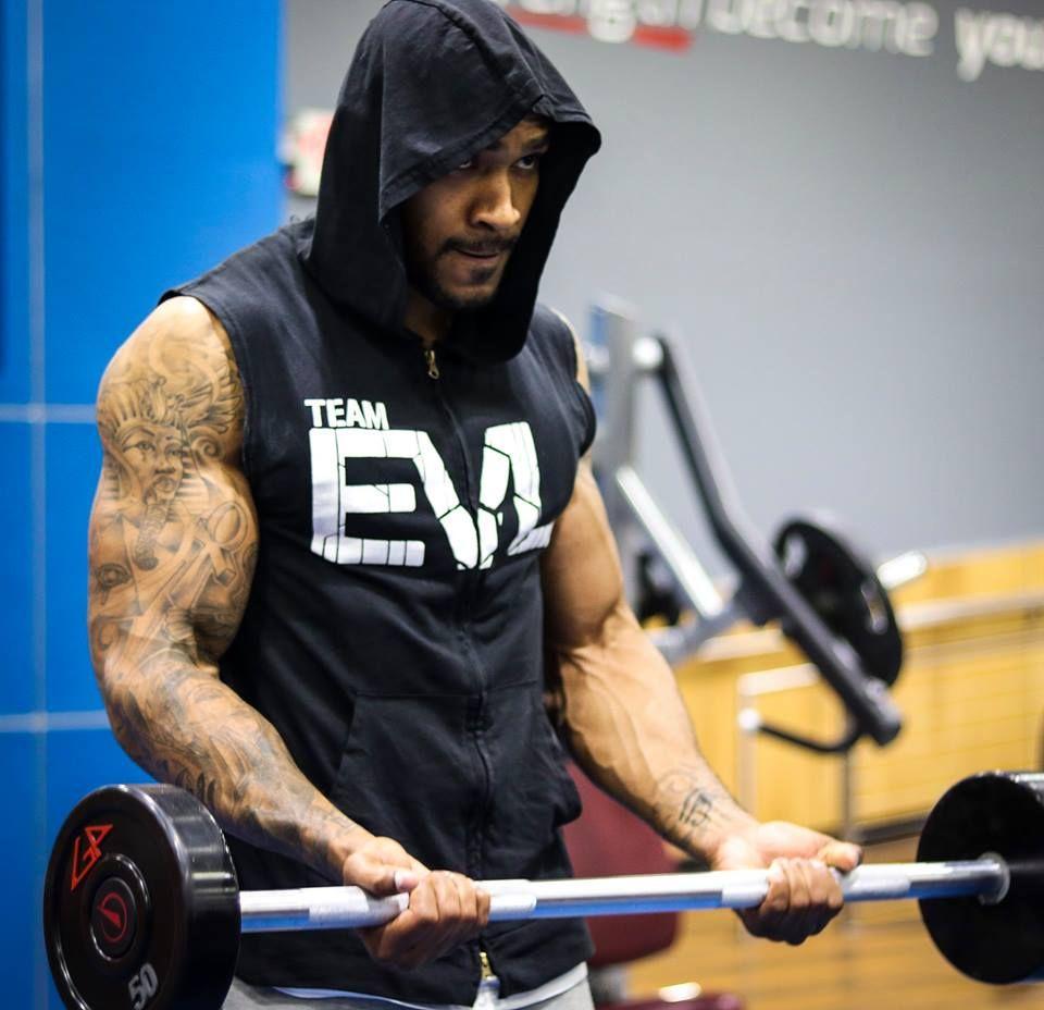 Focused#EVL Athlete, Mikhail Gittens | Athlete, Weight, Gym