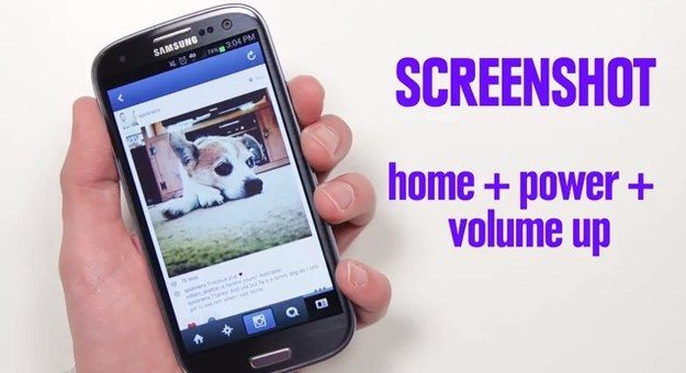 Take a screenshot