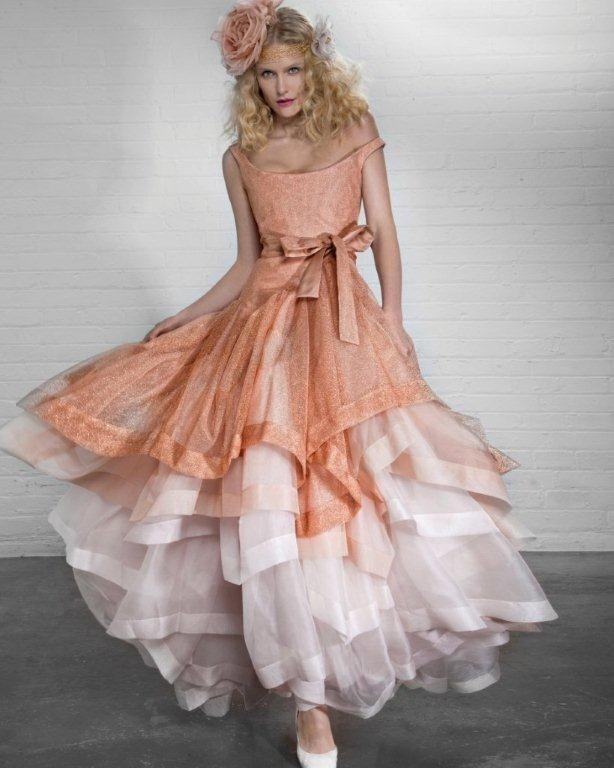 Vivienne Westwood Love The Color Skirt Huge Flower