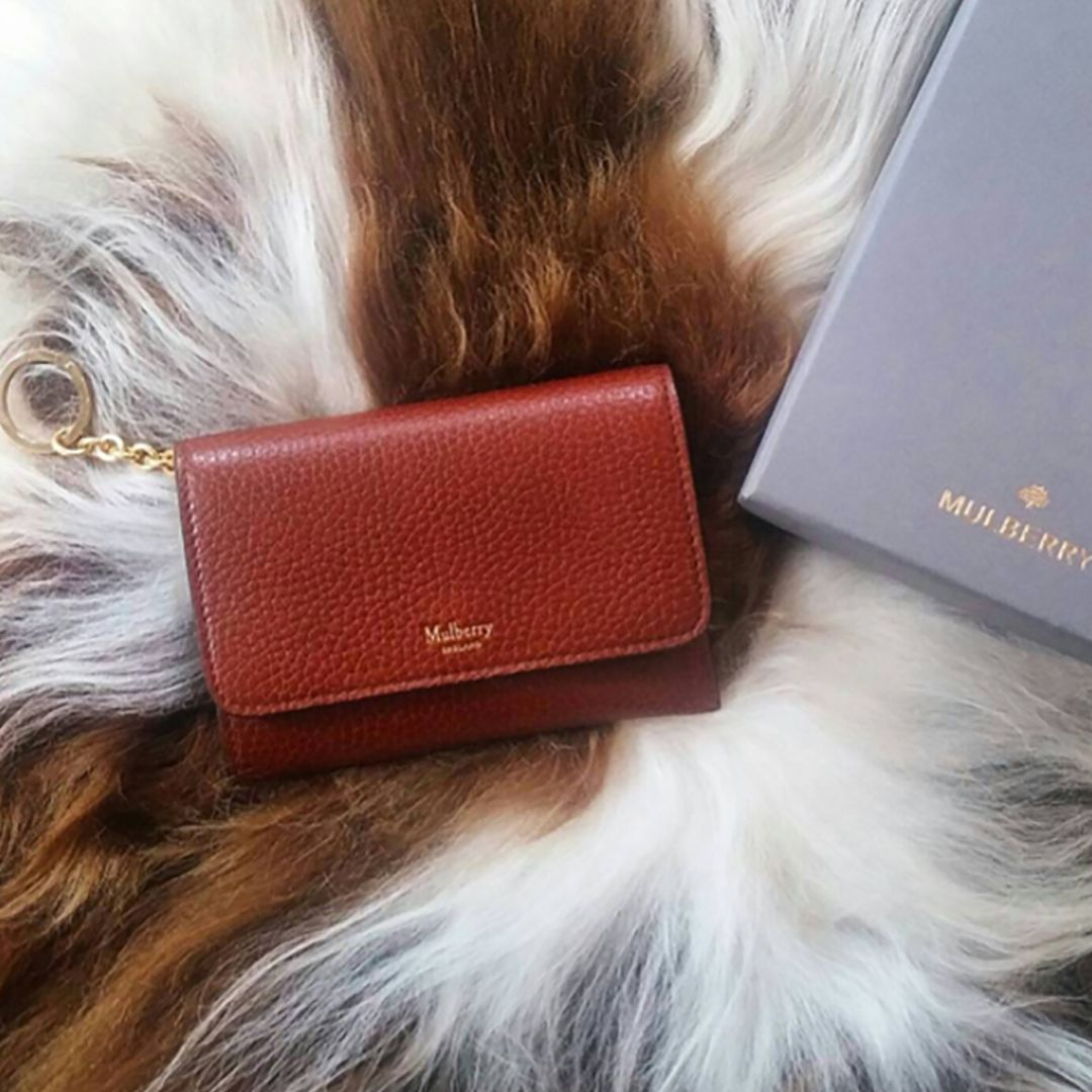 Oh my Mulberry...From their 2016 collection, we have this