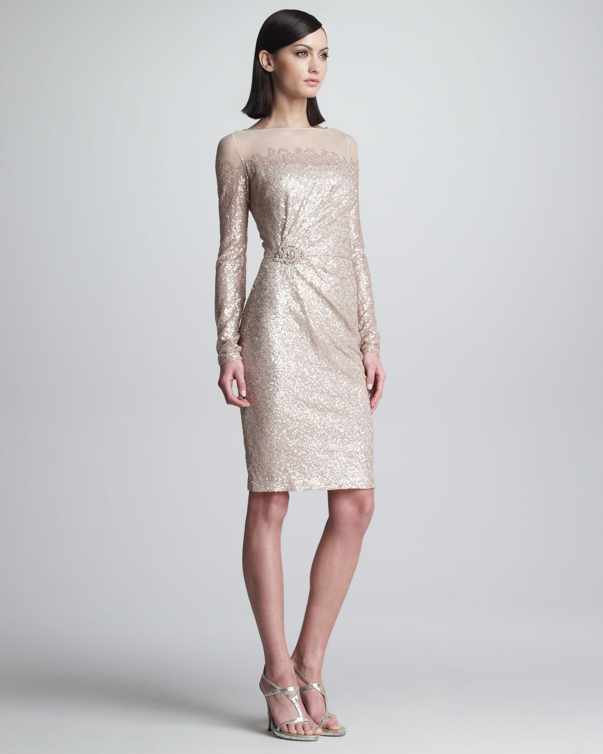 Exclusive-Long-Sleeve-Cocktail-Dresses-1-1 | Cocktail Dresses With ...