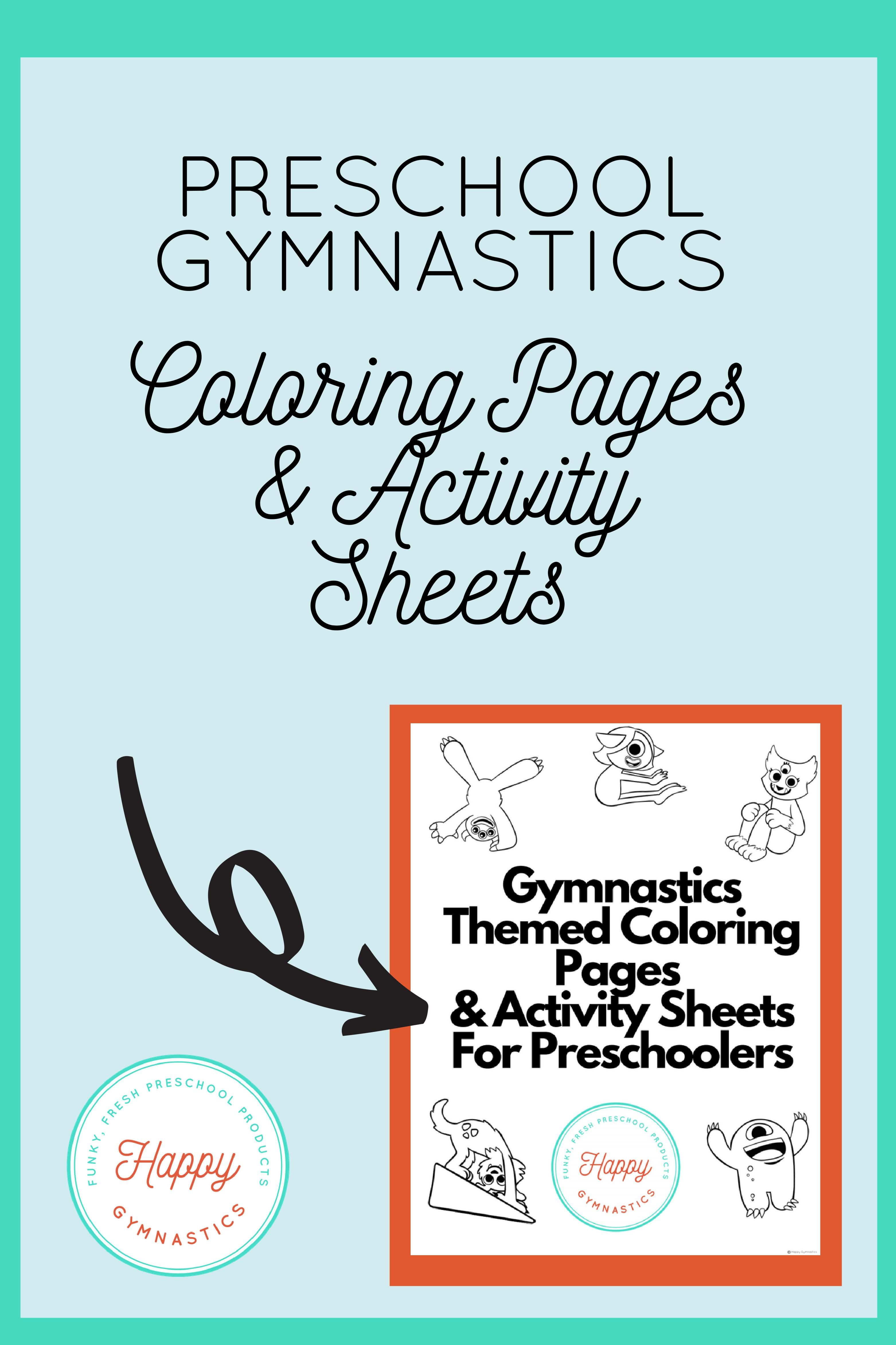 Free Hg Preschool Coloring Pages Amp Activity Sheets Plus