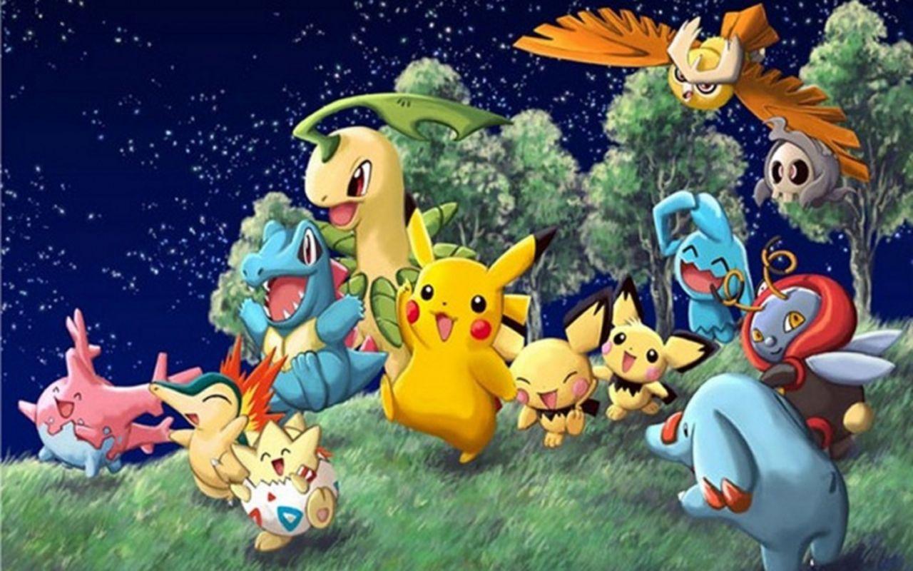Pokemon Wallpapers Beautiful Pokemon Wallpapers