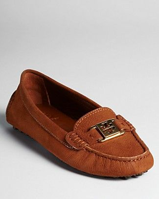 59129eda932d Perfect for fall! Tory Burch Loafers - Kendrick Driving Moc ...